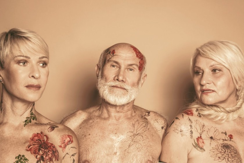 Models Lifelovers for the IIIIT TATTOO tattoo collection campaign ...
